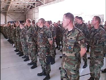 National Guard Unit Heading To Iraq