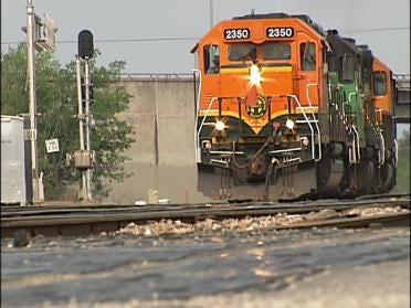 Trains Could Be Answer To Street Problems