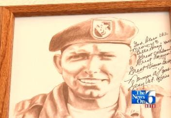 Students Seek Recognition for Local Hero