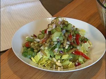 "Vegetable ""Wow"" Salad"