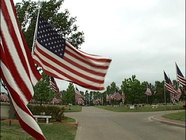 Cemetery Celebrates Memorial Day