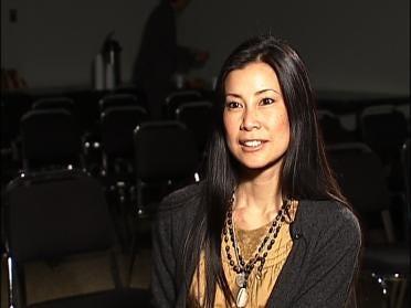 Lisa Ling Makes Stop In Tulsa