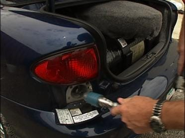 Higher Gas Prices Have Some Converting To CNG