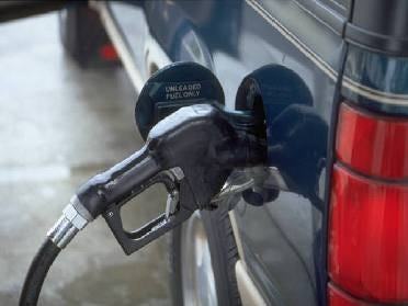Oil Prices Slip. More Take The Bus