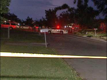 Shooting Victim Taken To The Hospital