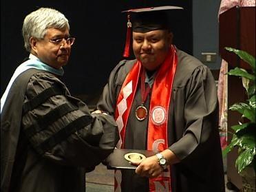 Graduation Marks Milestone For Tribe