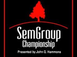 Second Round Recap At SemGroup Championship
