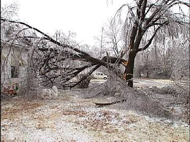 Ice Storm Costs Piling Up