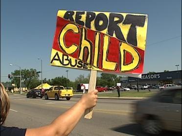 Community Unites To Fight Child Abuse
