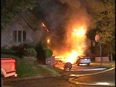 No One Hurt In Overnight Fire