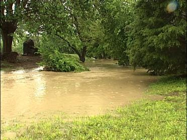 Neighborhood Concerned About Flooding