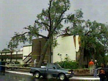 OKC Storms Spawn Tornadoes