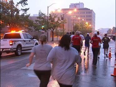 Torch Run Kicks Off Special Olympics