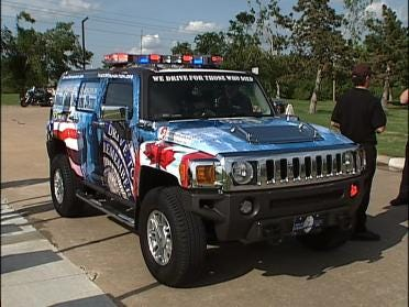 Drive To Remember Rolls Across America