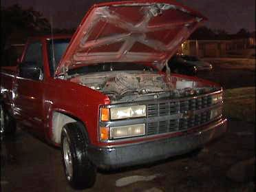 Victims Chase Man To Retrieve Stolen Truck