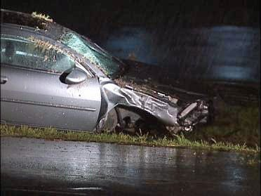 Woman Recovering After Accident
