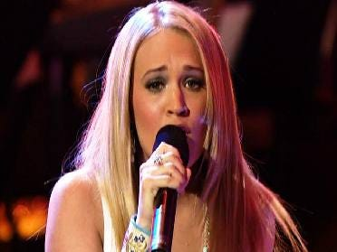Carrie Underwood To Be Honored This Weekend