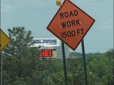 Construction Along Highway 169 On Hold
