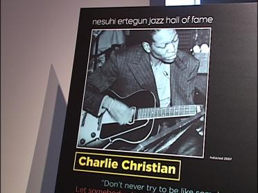 Local Jazz Guitarist Honored