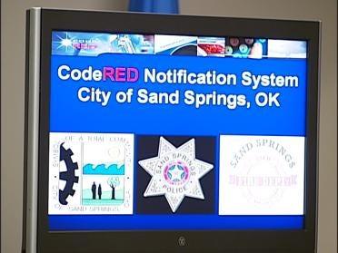 Community Gets High Tech Emergency System