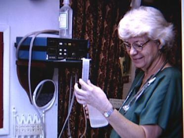 Injured Hurricane Volunteer Recovering