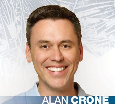 Alan Crone's Spinach Artichoke Dip