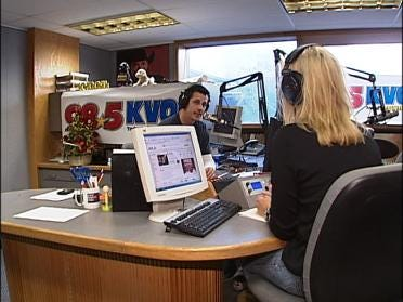 Family Helped By Radio Listeners