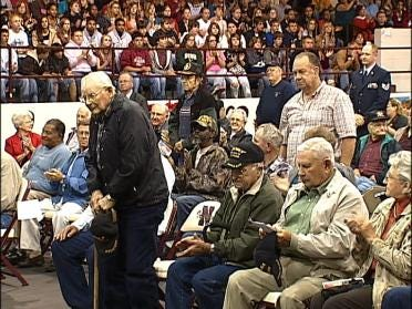 Veterans Given Special Recognition In Nowata