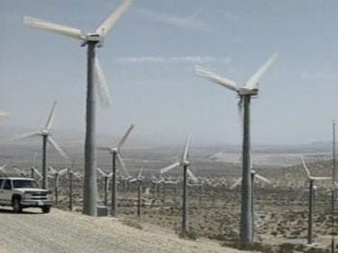 Change Of Plans For Pickens' Wind Farm