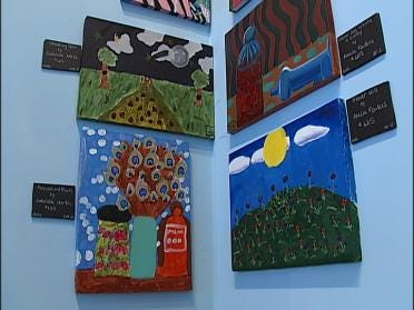 Young Artists To Show Off Their Work