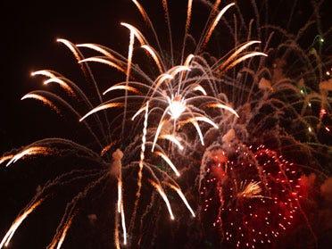 Free Fireworks Show