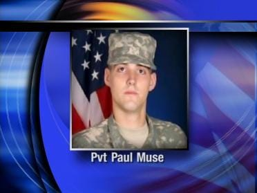 Green Country Soldier Laid To Rest