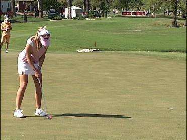 LPGA Won't Stop In Tulsa In 2009