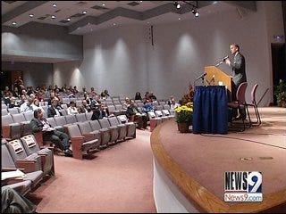 OSU Hosts Economic Forecast Conference