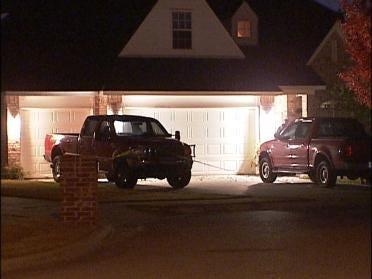 Homeowner Shoots Burglar Several Times