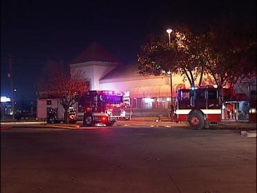 Arsonist Behind Tulsa Business Fire