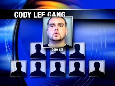 Burglars Working In Gangs