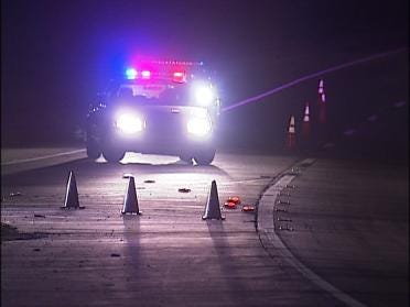 Police Working To Solve Drive-By Shooting