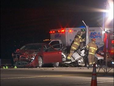 Victims Identified In Deadly Highway 75 Crash
