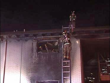 Apartment Fire Causes Evacuation
