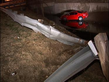 Overnight Tulsa Traffic Mishaps