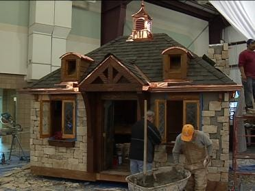 Playhouse To Benefit Children's Hospital