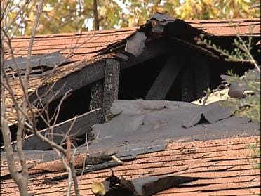 Fire Destroys West Tulsa Home