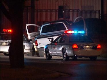 Tulsa Traffic Stop Leads To Chase, Standoff