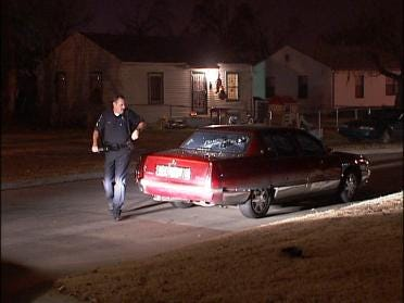 Bullet Riddled Car Found