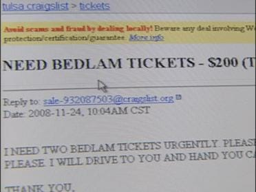 Policy Could Mean Empty Seats At Bedlam