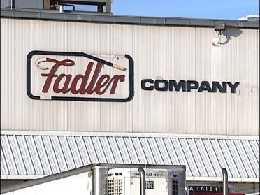 Fadler Company Shutting Down