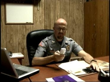 Police Chief Accused In Funny Money Case