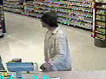 Store Bandit Takes Pills And Cash
