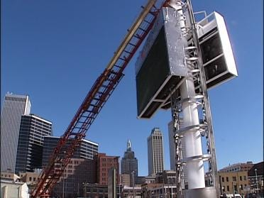 BOK Center Ready To Unveil New Marquee